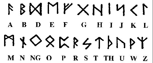 Alfabeto Runico